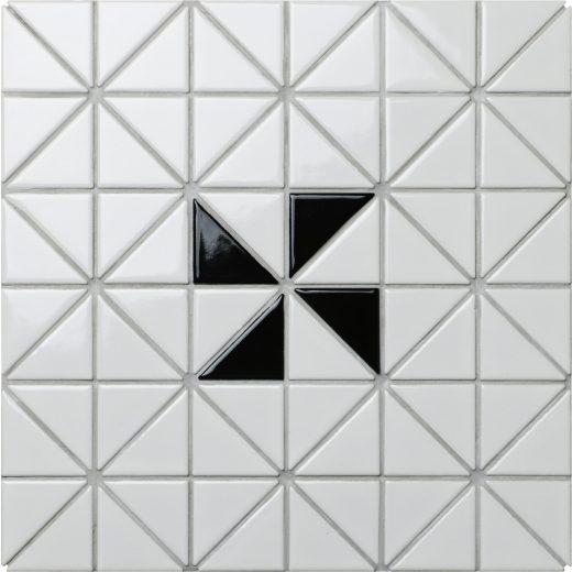 TR2-SW-GW-B_1 windmill pattern triangle tile
