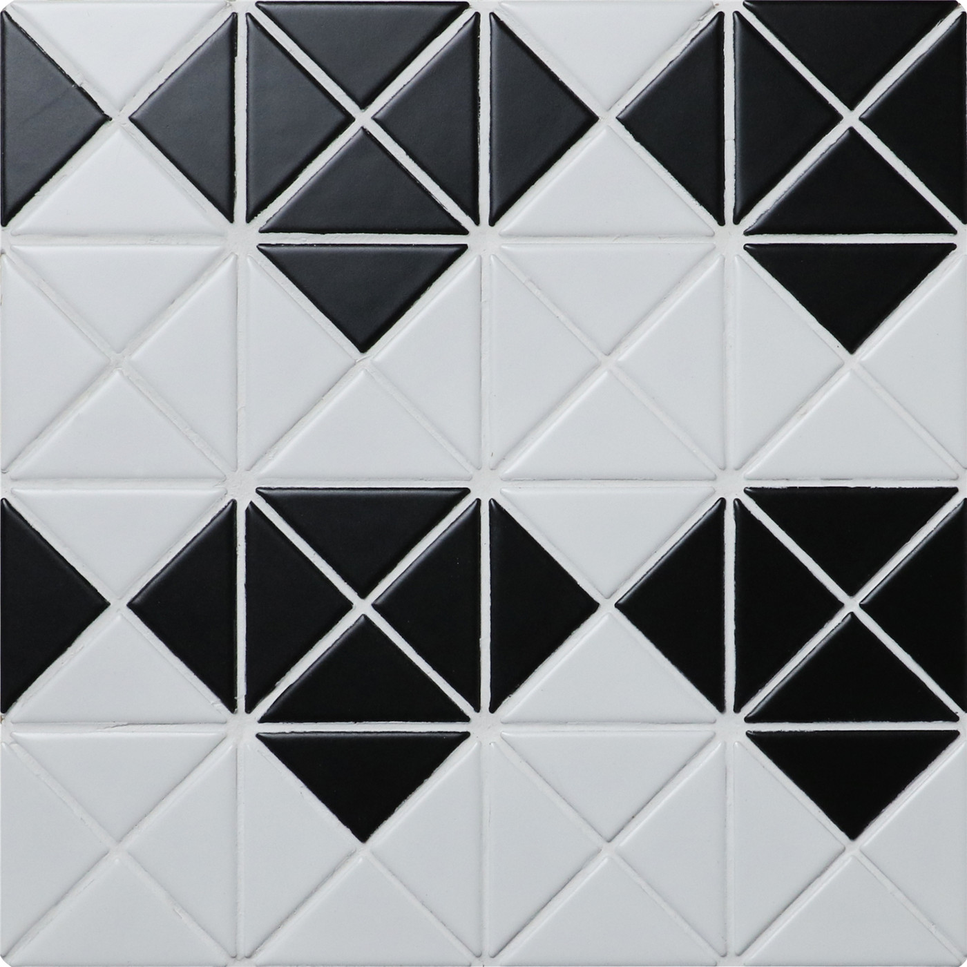 Image Result For Black And White Triangle Floor Tiles