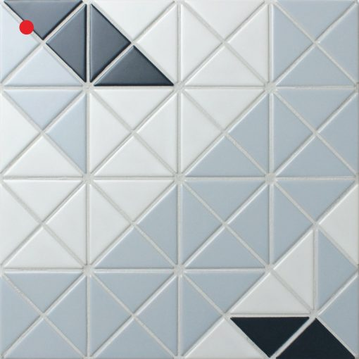 TR2-BLM-TBL1 Triangle Geometric Tiles For Sale