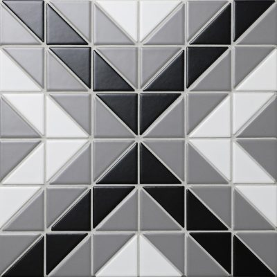 TR2-CL-SQ1 geometric tile art
