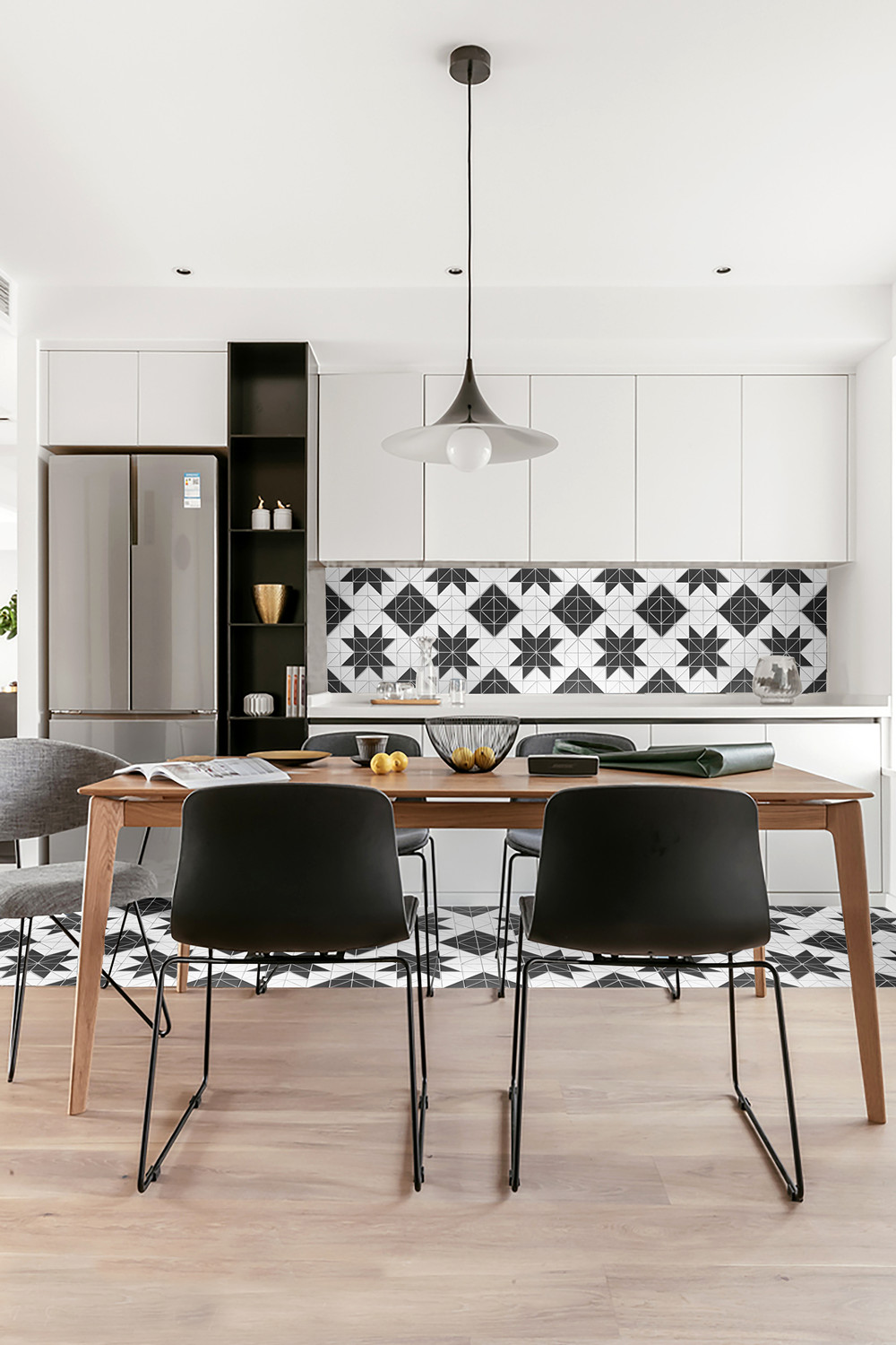 Kitchens Ant Tile Triangle Tiles